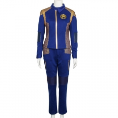 Star Trek Discovery General E1 Uniform Cosplay Costume New Starfleet USS Discovery Admiral Duty Outfit Cosplay