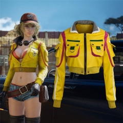 Cindy Aurum Final Fantasy XV Jacket Coat Cosplay Costume