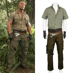 Jumanji: Welcome to the Jungle Cosplay Spencer Costume