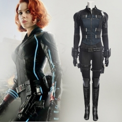 Avengers Infinity War Black Widow Costume Full Set