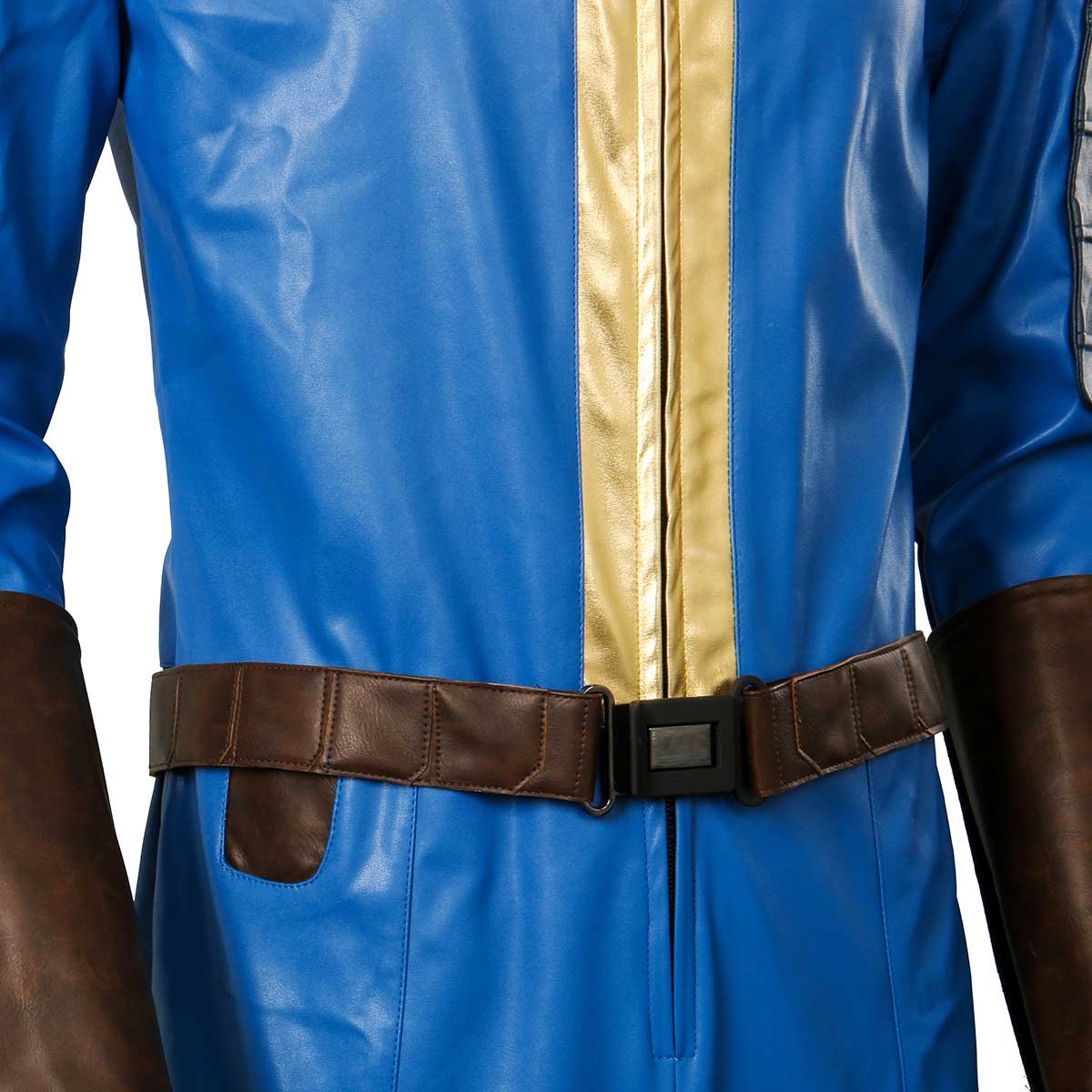 Game Fallout 4 Fallout 76 Vault 76 Cosplay Costume Suit Custom Made Halloween Costume