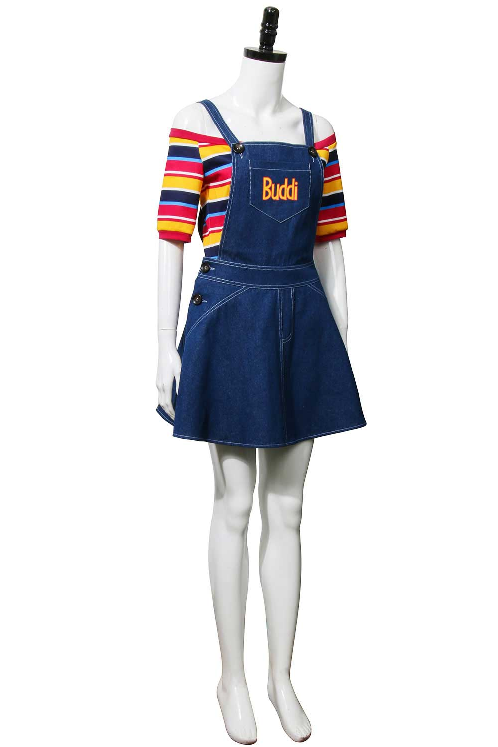 Child's Play Glenn Adult chucky girl costume For Female Cosplay