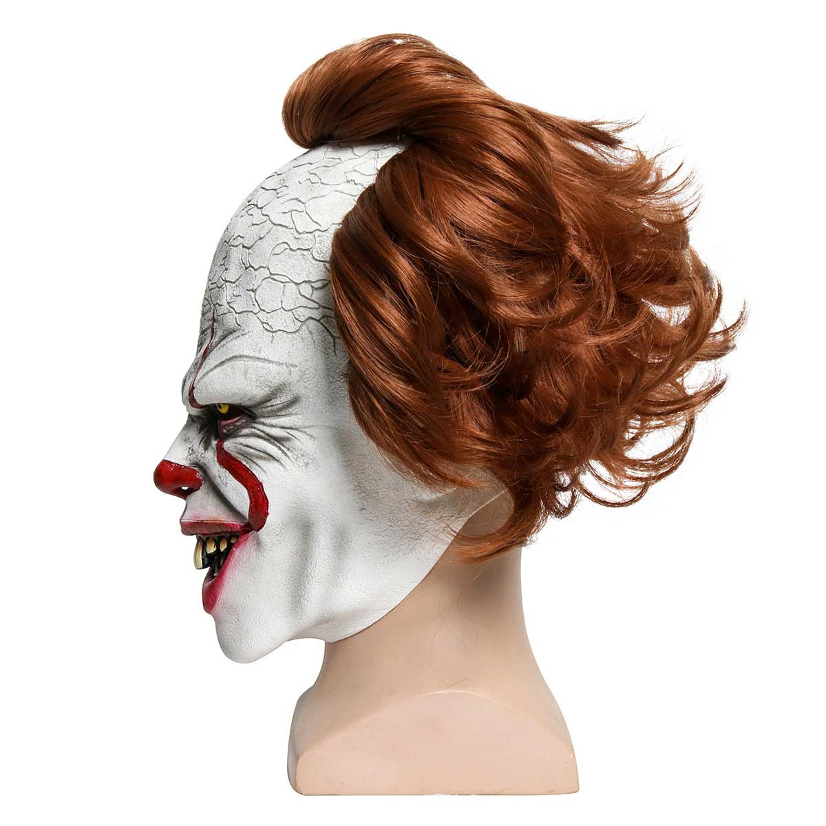 Joker Pennywise Full Face Halloween Mask