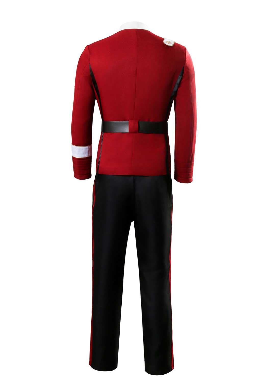 Star Trek TWOK Wrath of Khan Costume Cosplay Belt Halloween New