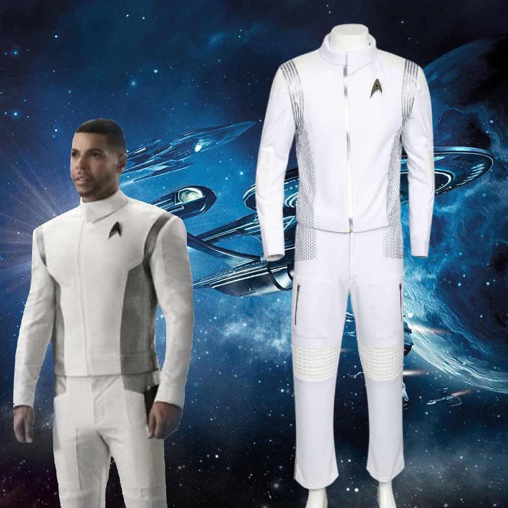 Star Trek Discovery Starfleet uniform space full suit halloween cosplay costume