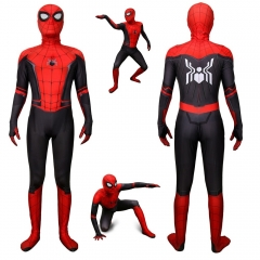 SpiderMan: Far From Home Peter Park Body Suit Cosplay Costume