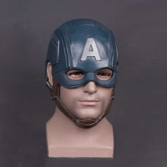 Avengers: Age of Ultron Captain America Mask Helmet Cosplay Prop