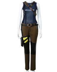 Tomb Raider Lara Croft Outfit Cosplay Costume