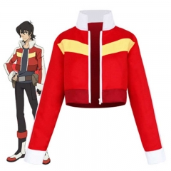 Voltron Legendary Defender of the Universe Keith Akira Kogane Jacket Cosplay Costume