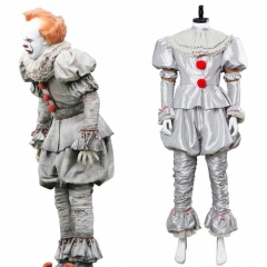 It: Chapter 2 Pennywise Cosplay Costume For Halloween