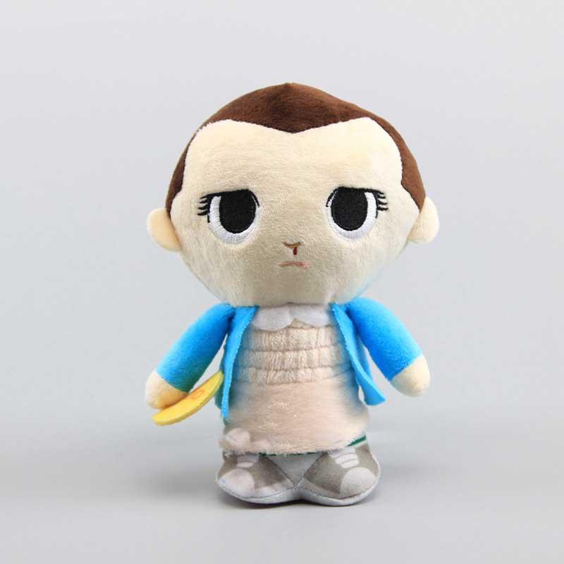 Stranger Things Plush Toys Demogorgon Eleven with Eggo Soft Stuffed Doll Gift UK