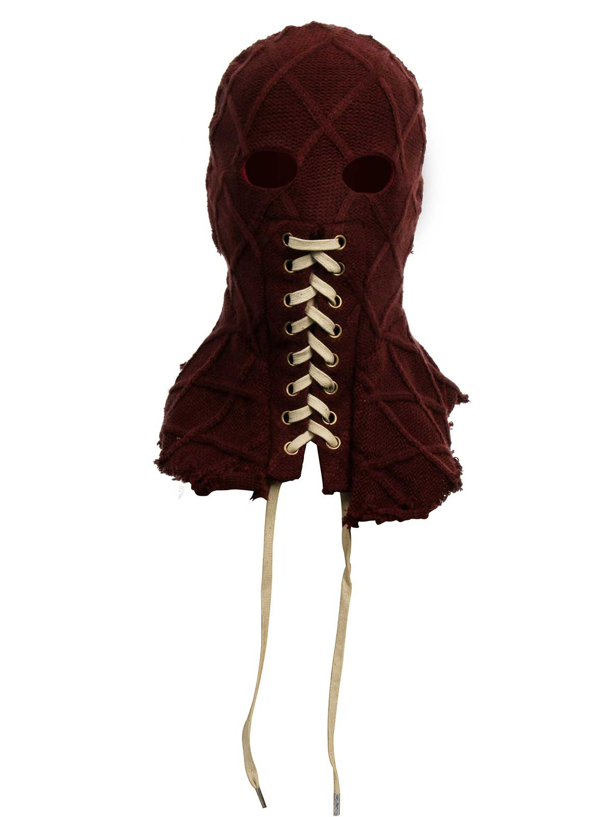 BrightBurn Red Hood Cosplay Scary Horror Mask Halloween Costumes Props New