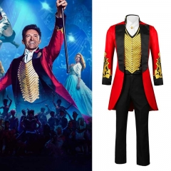 The Greatest Showman Costume P.T. Barnum Cosplay Outfits Version Two