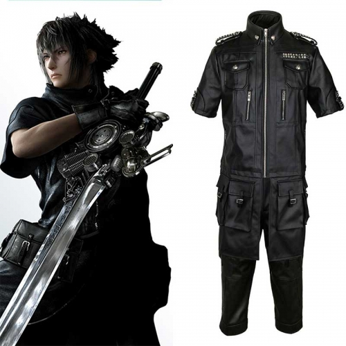 Noctis Lucis Caelum Final Fantasy XV Cosplay Costume Full Set Outfits