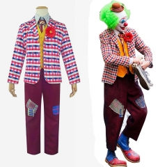 Joker 2019 Costume Joaquin Phoenix Full Cosplay Suit