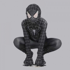 Kids Spiderman Peter Parker Outfit Spider-Man Cosplay Costume