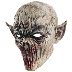 Halloween Scary Demon Alien Latex Face Masks  Bloody Monster Cosplay Props