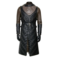 Game of Thrones Season 8 Jon Snow Cosplay Outfits