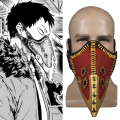 Anime My Hero Academia Kai Chisaki Mask Plague Doctor Steampunk Masks