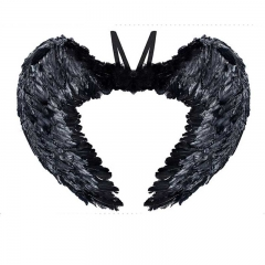 Maleficent: Mistress of Evil Cosplay Wings For Women Girl