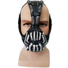Batman Dark Knight Bane Cosplay Horror Face Mask Takerlama