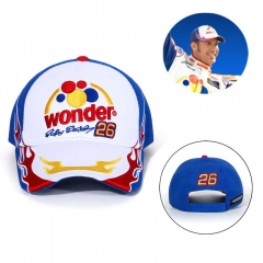 Film Ricky Bobby Talladega Nights Baseball Cap Cosplay Props