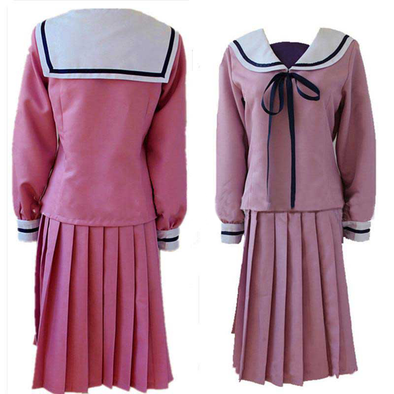 Anime Noragami Aragoto Iki Hiyori School Girl Uniform Cosplay Sailor Dress Halloween Costume for Women