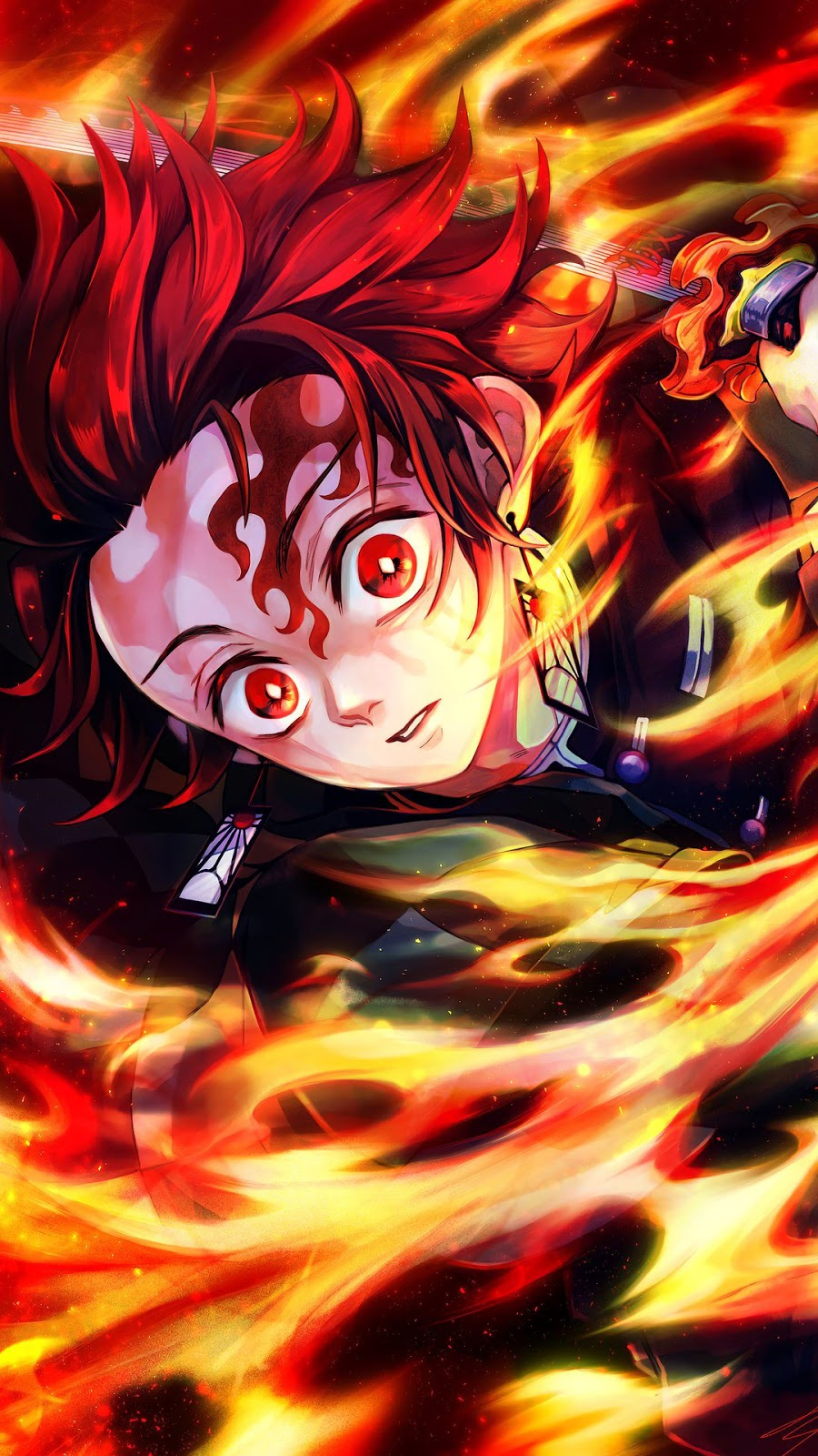 40 Most Beautiful Demon Slayer Wallpapers for Mobile