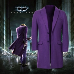 Joker Purple Suit Batman The Dark Knight