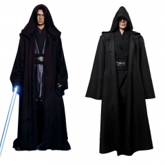 In Stock Star Wars Jedi / Sith Knight Kids Adult Cloak Halloween Cosplay Costume
