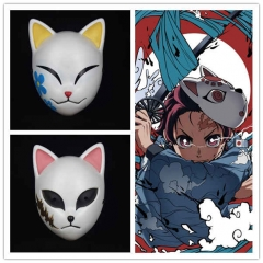 Tanjirou Sabito Makomo Cosplay Face Mask Anime Demon Slayer Kamado