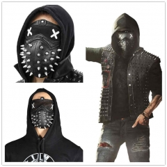 Watch Dogs 2 Wrench Face Mask Latex Marcus Cosplay