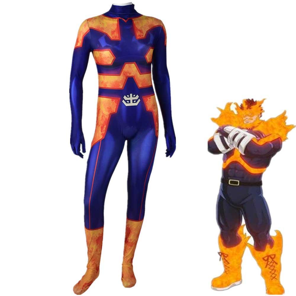 Takerlama Hero Endeavor Cosplay Costume Anime My Hero ...