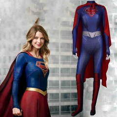 Supergirl Season 5 Kara Zor-El 3D Cosplay Costume