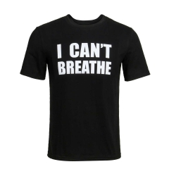 I Cant Breathe Mens Shirts Protest Tees Black Lives Matter