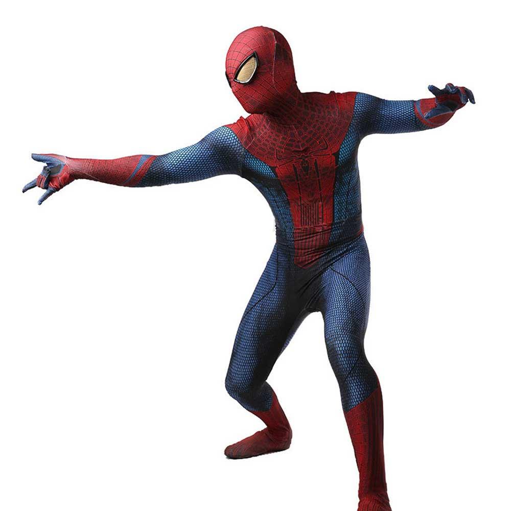 The Amazing Spider-Man Cosplay Costume Spiderman 3D Print Zentai Suit