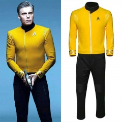 Star Trek Discovery Captain Christopher Pike Cosplay Costume Commander Uniform