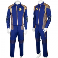 Star Trek Discovery General E1 General Uniform Cosplay Costume