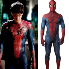 The Amazing Spider-Man Cosplay Costume Mask Adult Kids Zentai Suit