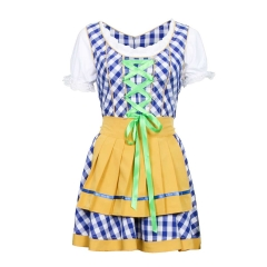 Oktoberfest Beer Outfits Beer Maid Bavarian Girl Costume