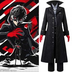Game Persona 5 Joker Outfit Cosplay Costume