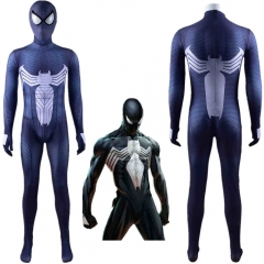 Venom Spider Suit Spider-Man Halloween Cosplay Costume