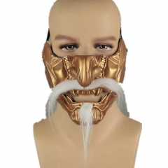 Ghost of Tsushima Jin Sakai Cosplay Mask