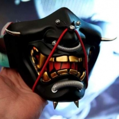 Ghost of Tsushima Hannya Halloween Mask