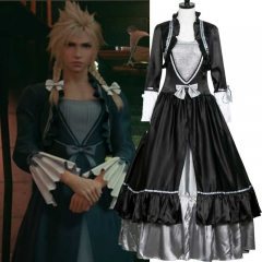 Final Fantasy 7 Remark Cloud Strife Cosplay Costume