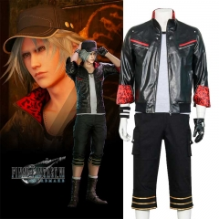 Final Fantasy VII Remake FF7 Leslie Kyle Cosplay Costume