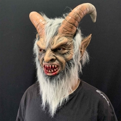Scary Lucifer Demon Masks For Halloween Party