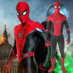 Spiderman Superhero Peter Park Cosplay Costume Far From Home