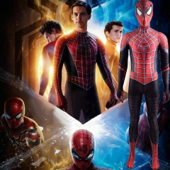 Sam Raimi Far From Home Spiderman Suit Superhero Costume