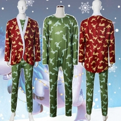 The Christmasaurus William Trundle Cosplay Costume Christmas Gifts Adult Kids